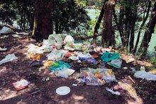 <京都>公園や私有地でバーベキュー相次ぐ!無断侵入やごみ散乱も…